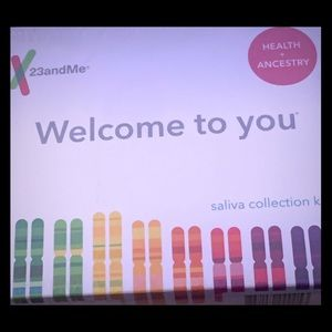 Health & Ancestry DNA Kit